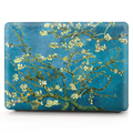"1PC Newest Plum Flower Laptop Body Shell Protective Hard Case for Apple Macbook Air 11"" 13"" / Pro 13"" 15"" / Pro Retina 12"" 13 15"