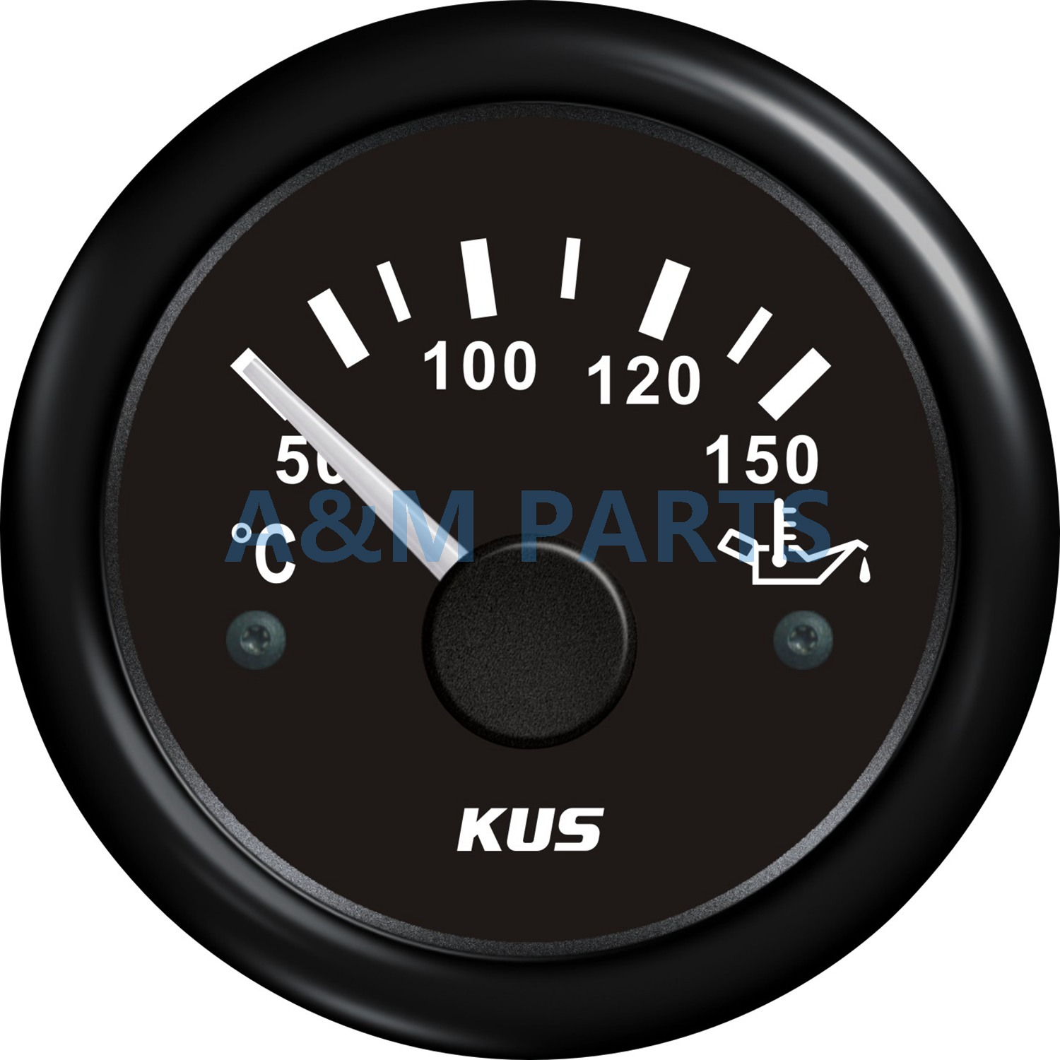 small resolution of kus marine mechanical oil pressure gauge for boat yacht 12 24v 0 sunpro tach wiring diagram temperature gauge wiring yacht