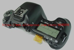 NEW Original Top Cover with top lcd , flex For Canon 6D Camera Replacement Unit Repair Part