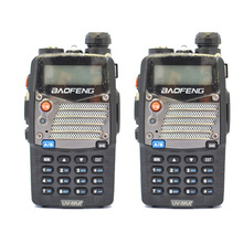 2PCS Black Baofeng UV 5RA+Plus WalkieTalkie 136-174&400-520MHz Two Way Radio  stock in spain-ship by LETTER-only 3 days recieve