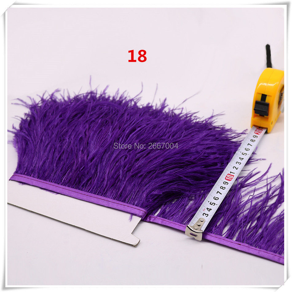 15 purple ostrich feather fringe 6_