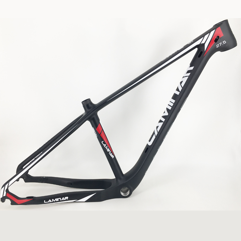 LAMINAR carbon mtb bike mountain bike frame 27.5 er Thread axis bicicleta carbon frame silver mtb bike frame mountain bike frame road bicicleta quadro bike mtb quadro de bicicleta de estrada aluminum bmx cadre velo