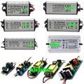 1-3 W, 4-7 W, 8-12 W, 15-18 W, 20-24 W, 25-36 W 50 W 100 W LED driver de corrente constante fonte de alimentação de Iluminação 85-265 V 300mA Transformador de Saída