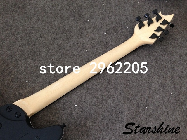 Starshine Free shipping electric guitar basswood body good quailty rosewood fingerboard 4