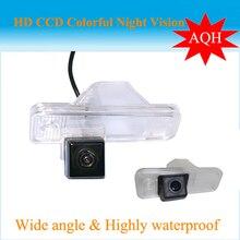 Promoción Facory opinión posterior del coche que invierte la cámara para HYUNDAI IX45 2013 SANTA FE Con HD CCD