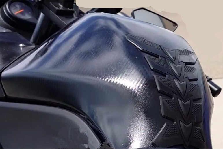 Motocykl fish Pad zbiornik paliwa gazowego oleju naklejka na pokrywę naklejka dla YAMAHA YZF 600R Thundercat R1 R6 R25 R3 FZ1 FAZER FZS 1000S