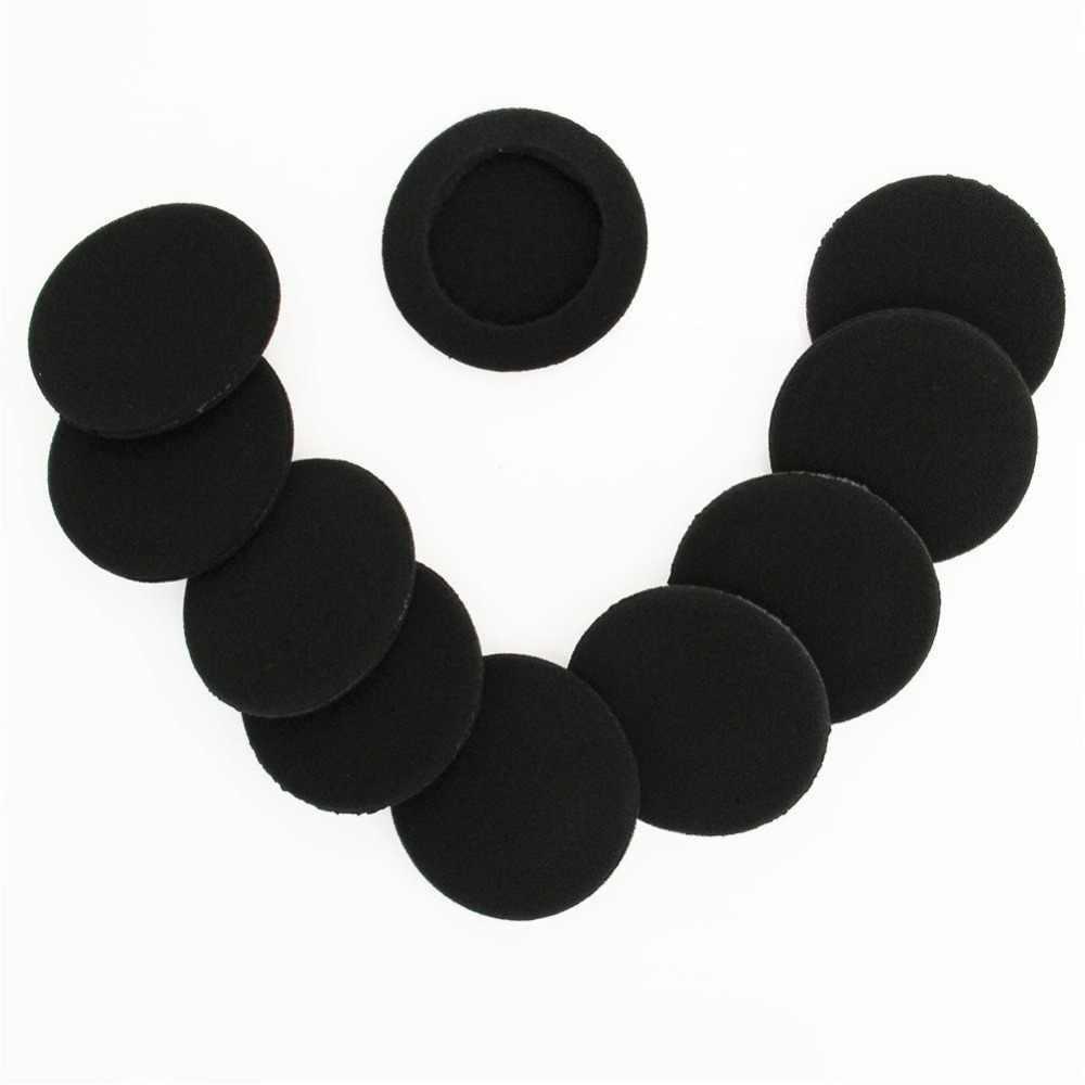 5 pares de almohadillas de esponja de repuesto almohadillas de espuma almohadillas de almohada funda de cojín taza para Plantronics audio 400 DSP audio 478 DSP auriculares
