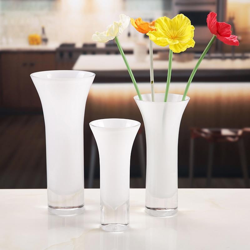 Modern Creative Glass Vase Crafts Terrarium Glass Containers Flower