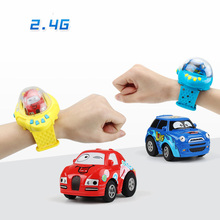 Rc Car Gravity Sensing Remote Control Mini 4wd Car Watch Blue Drift 4wd Educational Toys For Children Racing Nitro Suprise Gift