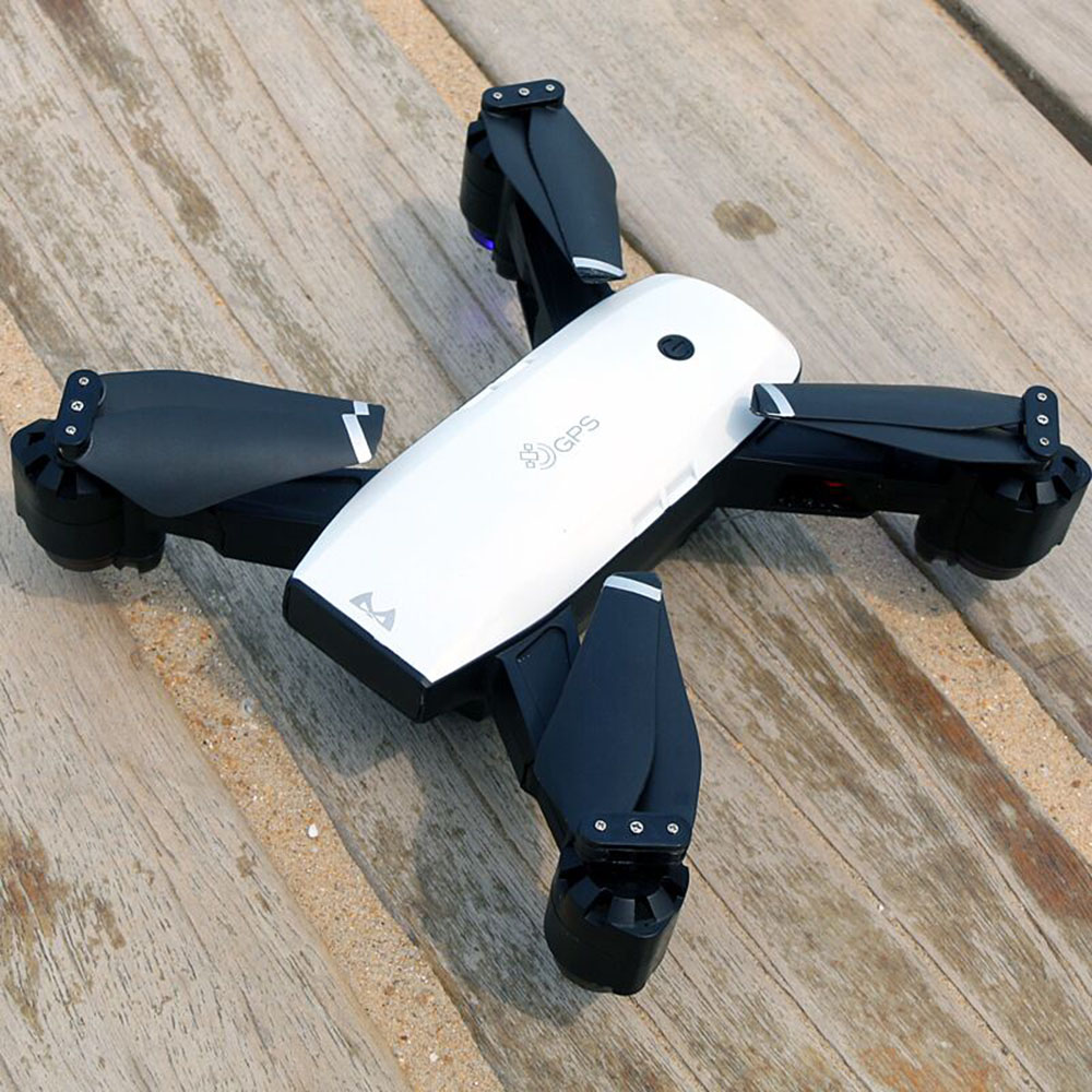 Mini RC Quadcopter Foldable Drone with WIFI FPV HD Camera, Support APP Control, Headless Mode Altitude Hold RC Quadcopte VS S9W jmt cg030 foldable 0 3mp camera drone wifi fpv 6 axis gyro altitude hold headless rc quadcopter mini drone app control rc dron