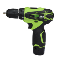 12V Cordless Drill Rechargeable Li Battery Electric Drill Screwdriver Power Tool Herramientas Electricas Mini Drill