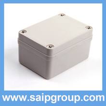 CE Approved Plastic Electronic Enclosure / Waterproof Junction Box 80*110*70mm DS-AG-0811