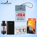 Vaporizador smok cigarro eletrônico atomizador e pacotes de caixa mod tfv8 e x cubo ultra com kits de ferramentas diy
