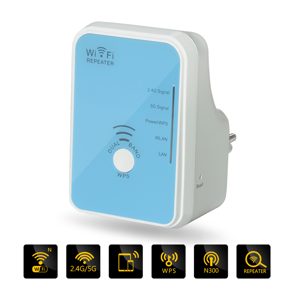 Wavlink 300Mbps Wireless wifi repeater/Acess point/Client WiFi ...