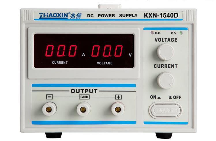 Высокое качество Прямая продажа с фабрики KXN 1540D серии высокой мощности импульсный источник питания постоянного тока один выход 0 15 в 0 40а Бес