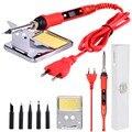 JCD 220V 80W регулируемый электрический паяльник, Выжигатель высокого качества, паяльник с регулируемой температурой