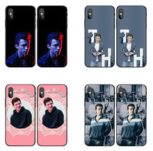 Peter Parker Tom Holland Case Cover for Samsung Galaxy s8 s9 plus S5 S6 S7 Edge for iPhone 8 7 6 6s plus X 5 5S SE phone cases(China)