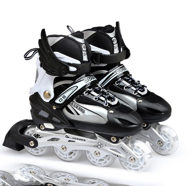 Professional Adjustable Adult Sliding/Slalom Inline Skates Shoes Roller Skating Shoes Roller Skate Shoes With Shinning Wheel sitemap 184 xml