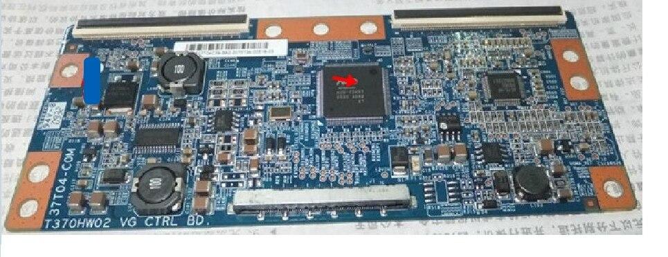 VG T370HW02 37T04-C0M 37T04-COM placa LCD Placa Lógica para se conectar com o que é O TAMANHO DO Seu T-CON conectar bordo