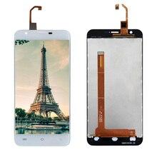Для Oukitel U7 Max ЖК-дисплей Дисплей и Сенсорный экран 5,5 »Assembly мобильные телефоны, аксессуары для u7 max ЖК-дисплей сборки