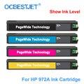 [Сторонний бренд] для HP 972A 972 сменный чернильный картридж для HP PageWide Pro 352dw 452dn 452dw 377dw 477dn 477dw 577dw