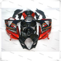 Motorcycle GSXR1000 K7 Fairing Body Work Cowling For SUZUKI GSXR1000 GSXR 1000 K7 2007 2008 +4 Gift