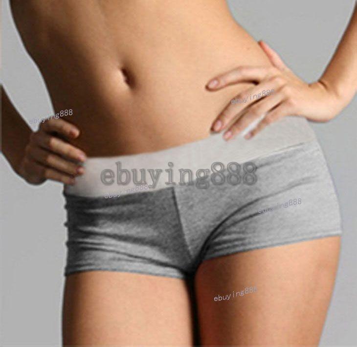 бесплатная доставка 100% новый самых популярный стиль porch материал оптовая продажа женское нижнее белье, шорты 12 шт./лот