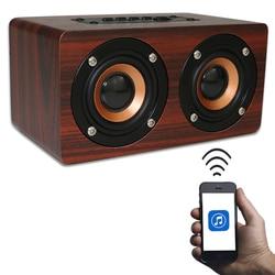 Retro wireless wood bluetooth speaker 3d dual loudspeakers surround mini portable speakers hands free call mic.jpg 250x250