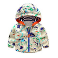 Children Jackets For Boys 2017 Spring Autumn Baby Boys Outerwear & Coats Kids Windbreaker Clothes