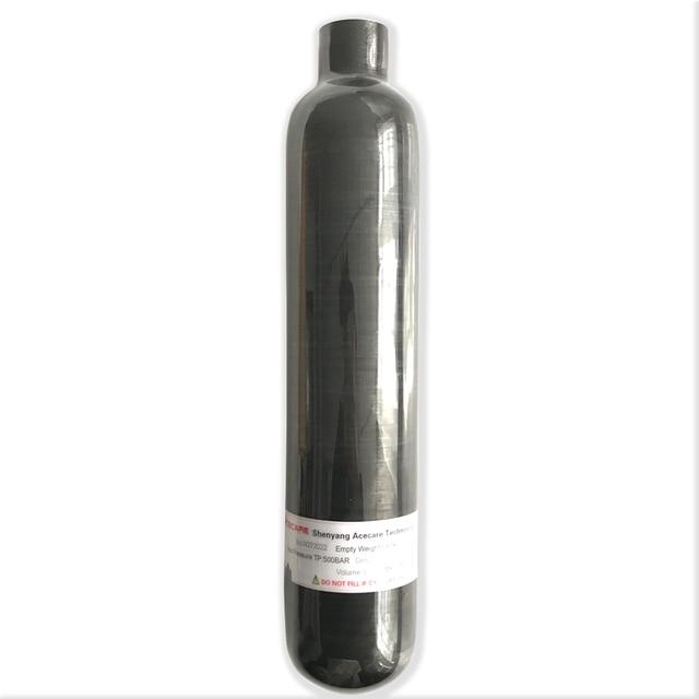 AC3050 بندقية الألوان Pcp بندقية الهواء خزان سكوبا 0.5L GB الغوص اسطوانة تحت الماء 4500Psi لسلاح الجو كوندور بندقية M18 * 1.5
