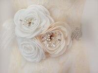 New product Sparkly Luxurious Crystal Rhinestone Czech Stones Formal Wedding Dress Belt Arrival Handmade Stunning Bridal Sash