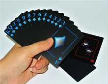 Waterproof PVC Poker Cards