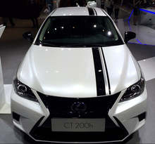 World Datong car styling sport sticker For LEXUS CT200H whole body decals auto stickers