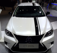 World Datong car styling sport car sticker For LEXUS CT200H whole body sport decals auto stickers