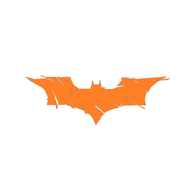 EARLFAMILY 2x Strong Dynamic Batman Evolution Bats Car Sticker for Truck Window SUV Door Kayak Vinyl Decal JDM Flying Fighter in Car Stickers from Automobiles Motorcycles