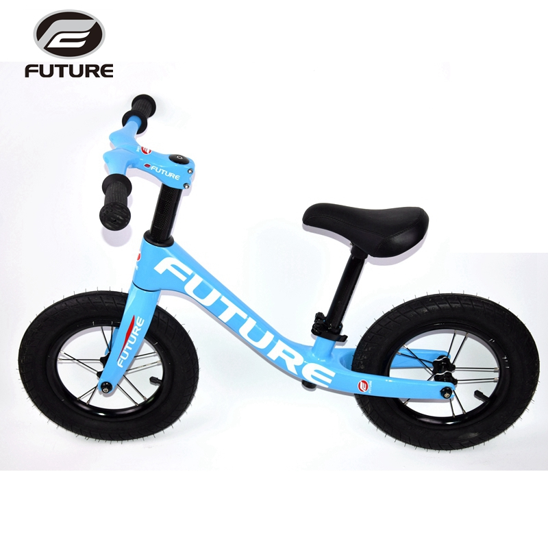Newest Slide Car Scooters Push Self Balance Scooters Bicycle Glossy Matt 3K Full Carbon Fibre Learn To Ride Bike Free Ship
