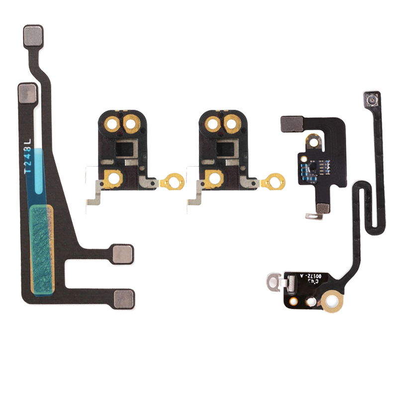1set New For iPhone 6 6S 7 Plus WIFI Antenna Signal Flex Cable + GPS Cover Replacement  Parts