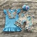 Девушки детей летом outifts девушки лето бутик шорты одежда для новорожденных девушка clothesgirls цветочные одежда с hairbows