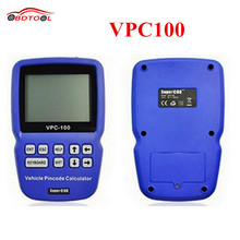 Lowest price VPC-100 Hand-Held Vehicle PinCode Calculator VPC100 Pin Code Calculator/Reader VPC 100 Auto Key Programmer Hot Sale