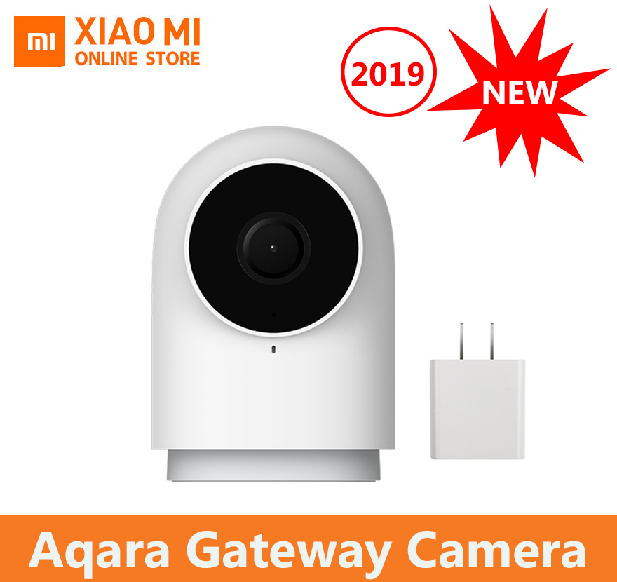 Original Genuine Xiaomi Aqara Smart Camera G2 1080P Gateway Edition Zigbee Smart Linkage Wifi Wireless Cloud Home Security 2019Original Genuine Xiaomi Aqara Smart Camera G2 1080P Gateway Edition Zigbee Smart Linkage Wifi Wireless Cloud Home Security 2019