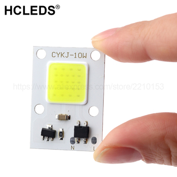 diy ic 10W COB Light LED Lamp Chip DIY Floodlight Spotlight Smart IC Fit No Driver AC160-260V