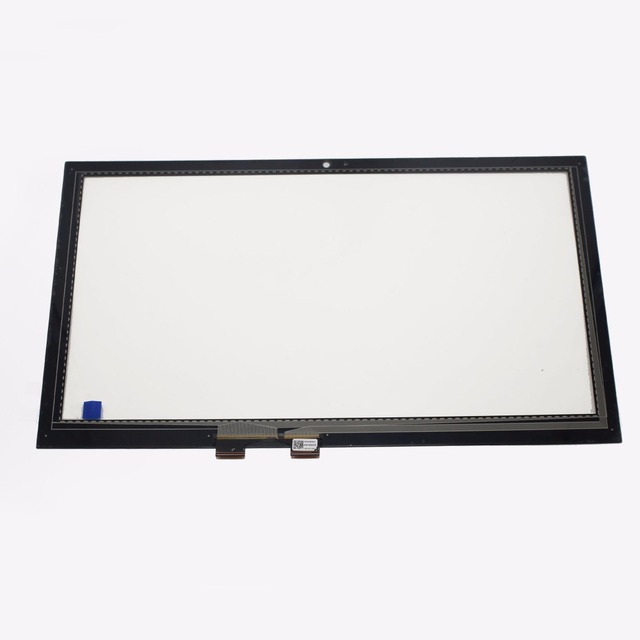 "15.6""Laptop Touch Screen Glass Digitizer Panel Replacemet For Toshiba Satellite Fusion 15 L50W-C L55W-C L55W-C5256 L50W-CBT2N01"