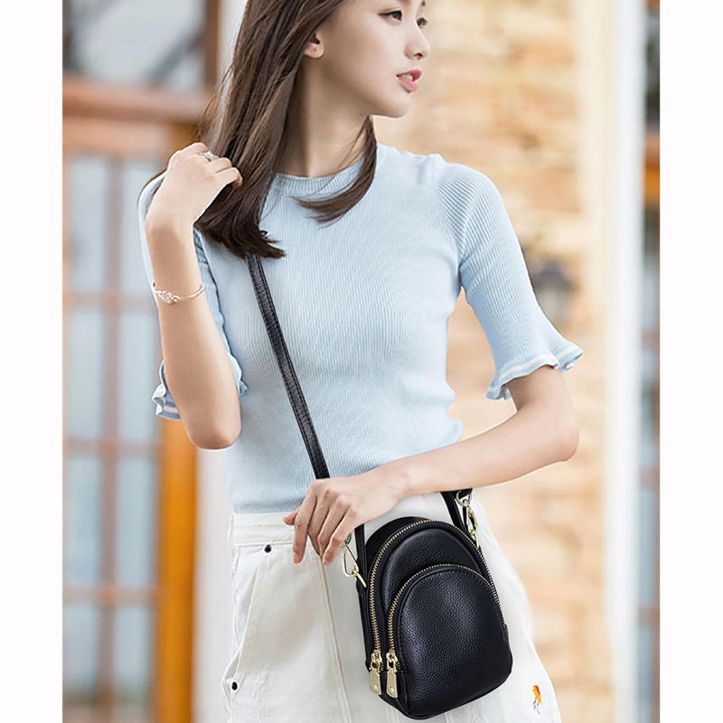 meigardass brand Hot sale Casual trend genuine leather women messenger bags cowhide shopping handbags ladies shoulder bag genuine leather women bags hot sale famous brand women messenger bags first layer cowhide shoulder bags women ladies handbags