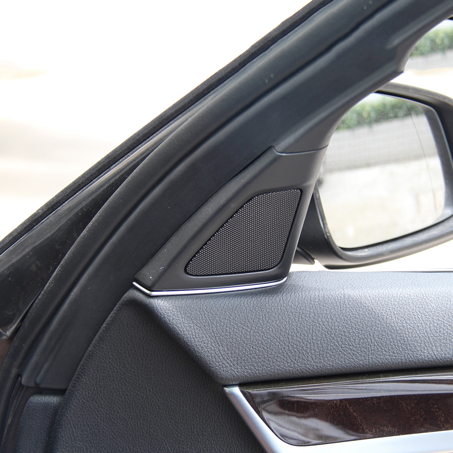 BMW 5 Series F10 520 523 525 2011-2015 Avtomobil Aksesuarı üçün 2 - Avtomobilin xarici aksesuarları - Fotoqrafiya 5
