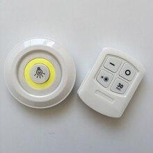 Удара дистанционного Управление гардероб свет кабинет освещение Батарея Powered сенсорный огни u2