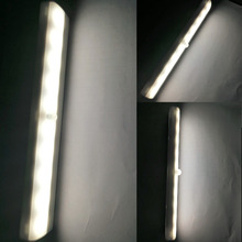 10 LED Wireless PIR Motion Sensor Light Intelligent Portable Infrared Induction Lamp