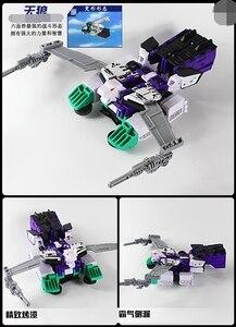 Image 5 - Transformatie ko G1 SIXSHOT zes schot figuur speelgoed