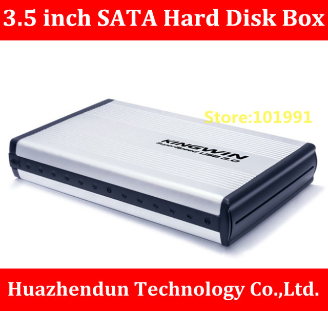 High Quality Product  Desktop 3.5 inch SATA serial port  Hard-disk cartridge  USB3.0 mobile hard disk box
