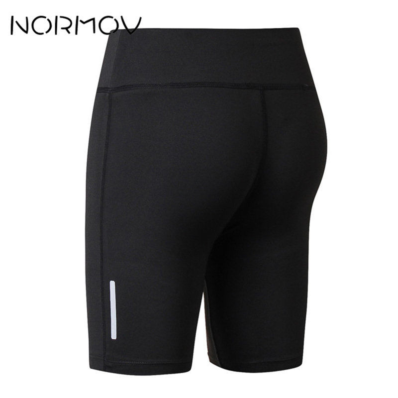 NORMOV Tight Sport Shorts Women Fitness Clothing Surf