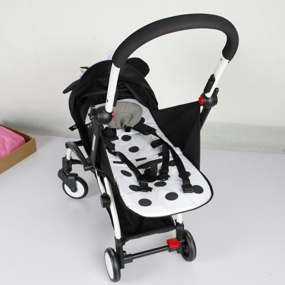 Minnie Newborn Sleeping Basket For YOYA YOYO Baby Stroller Prams Only Kid Carriage Pushchair Sleeping bag Stroller Accessories